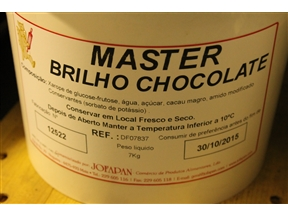 Brilho de Chocolate